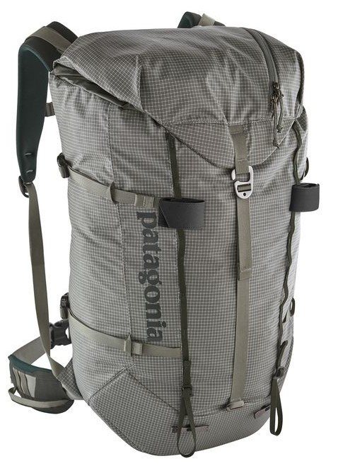 5 Best travel backpacks for men - Patagonia Ascensionist 40L – best for technical hikes and treks