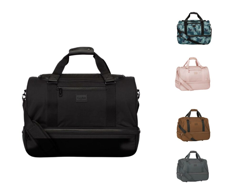 Calpack Luggage Review: Stevyn Duffel Collection