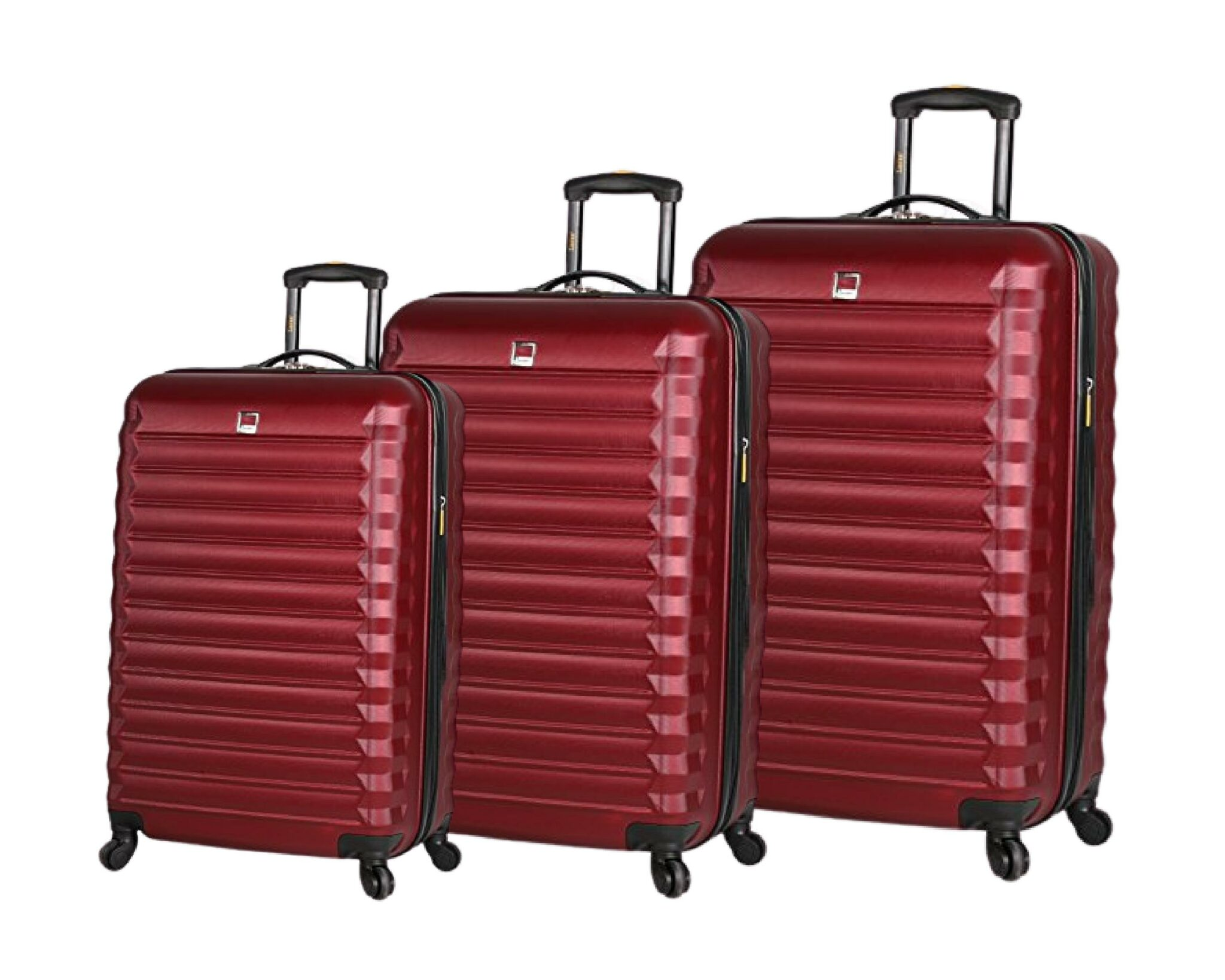Lucas Luggage Review: Lucas Treadlight 3 piece