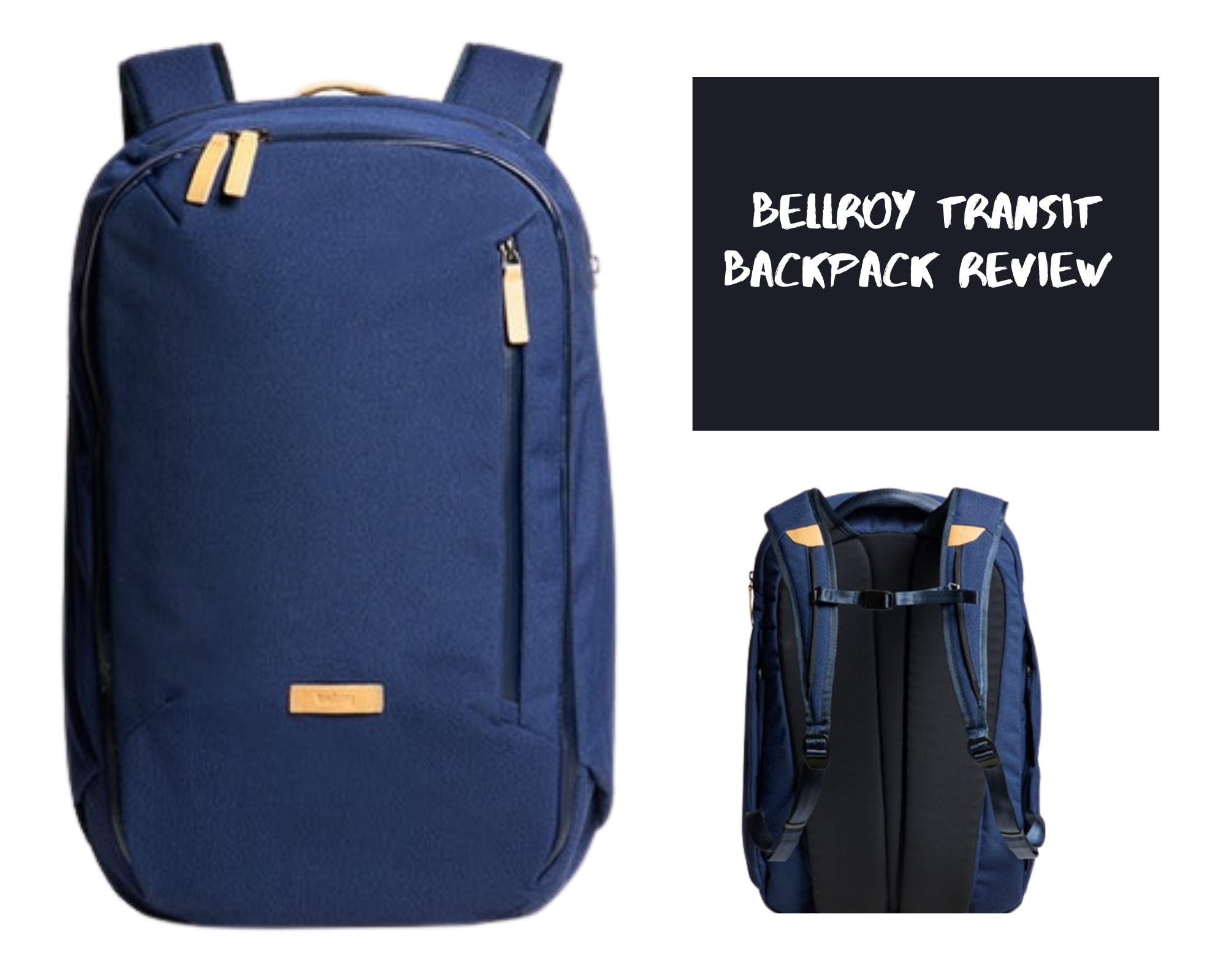 Bellroy Transit Backpack Review: feature