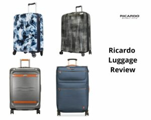 Ricardo Luggage Review: feature image