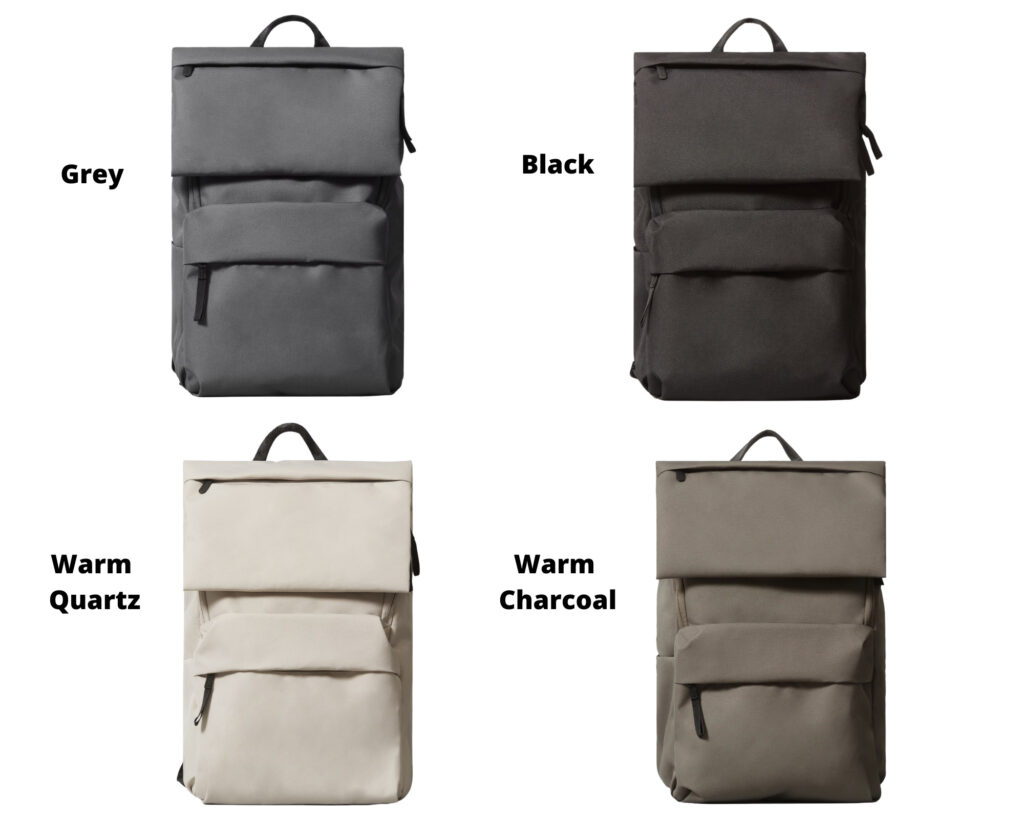 Everlane ReNew Transit Backpack Review: neutral clours