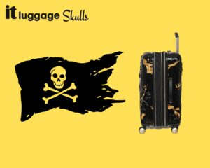 IT Luggage Skulls II Review: feature