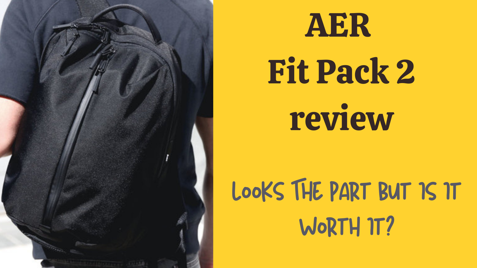 AER Fit Pack 2 Review: feature image