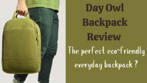 Day Owl backpack review: feature