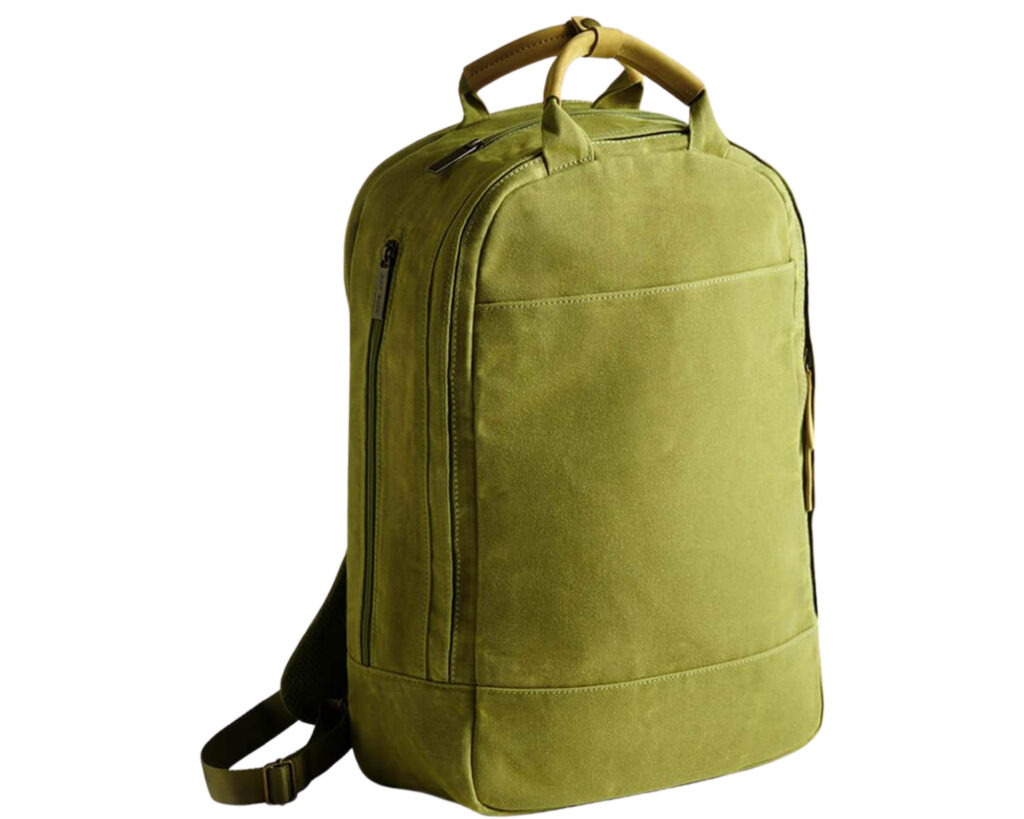 Day Owl backpack review: Day Owl front view