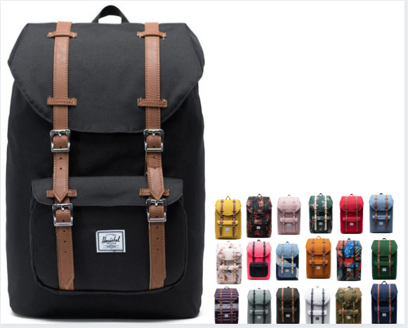Herschel Little America Backpack Review: Little America backpack collections and colors