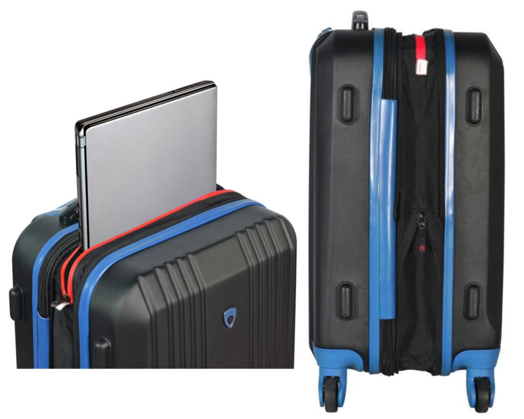 Olympia luggage review: Olympia Apache II set