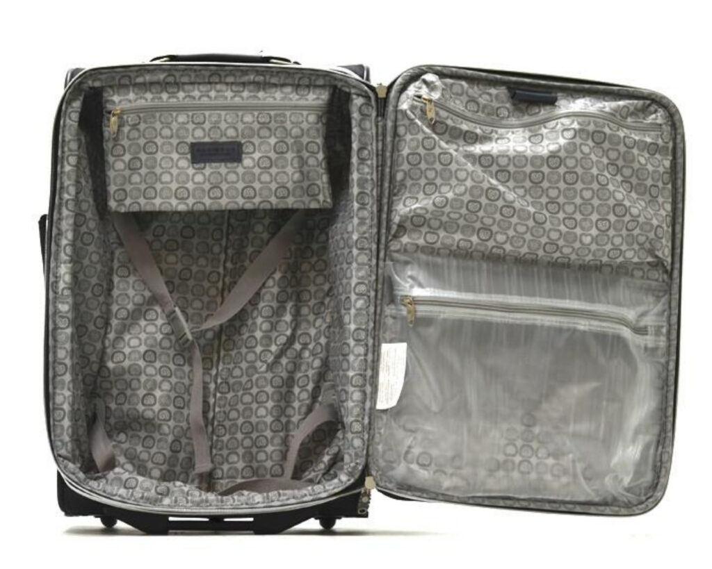 Olympia luggage review: Hamburg luggage