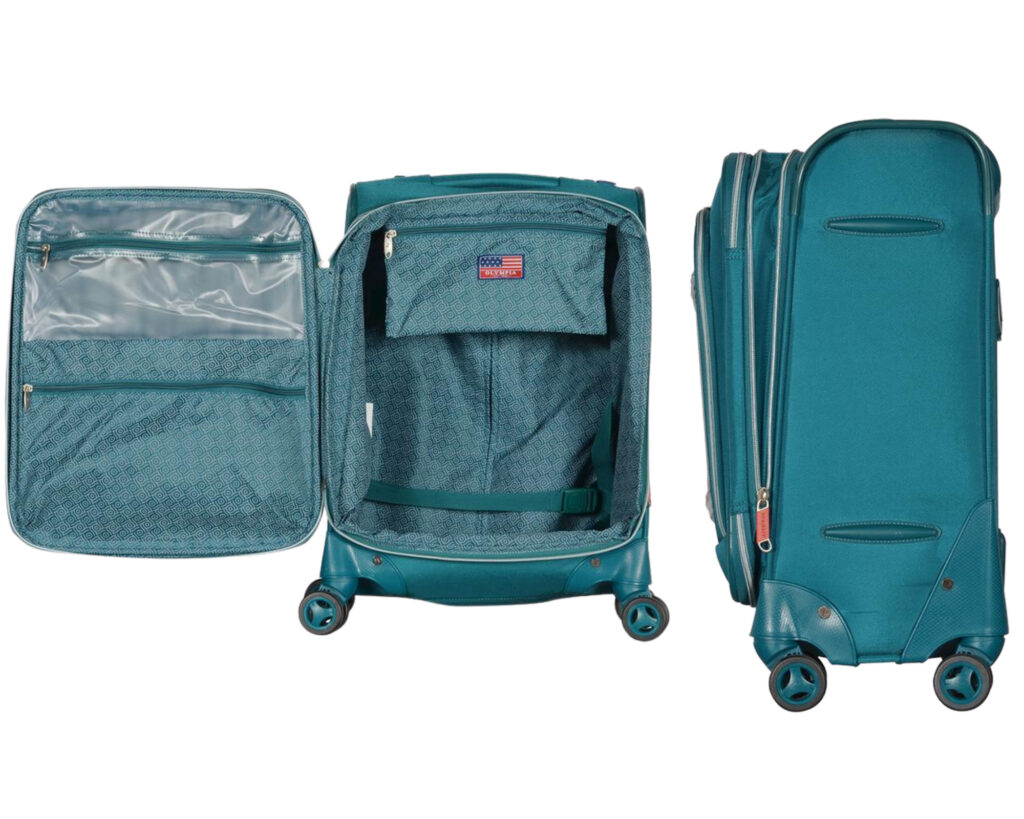 Olympia luggage review: Olympia Luxe II