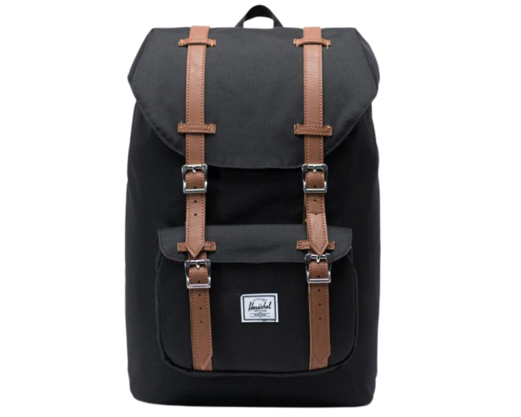 Herschel Little America Backpack Review: Front view