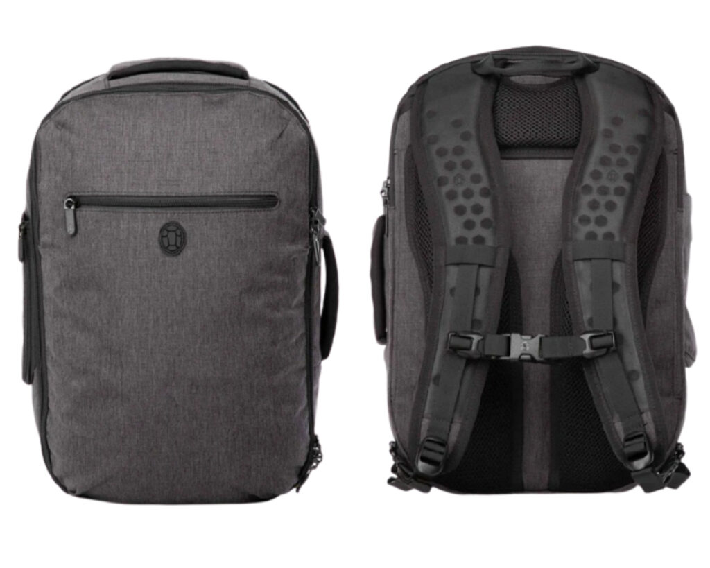 Tortuga Setout Laptop Backpack: All sides view