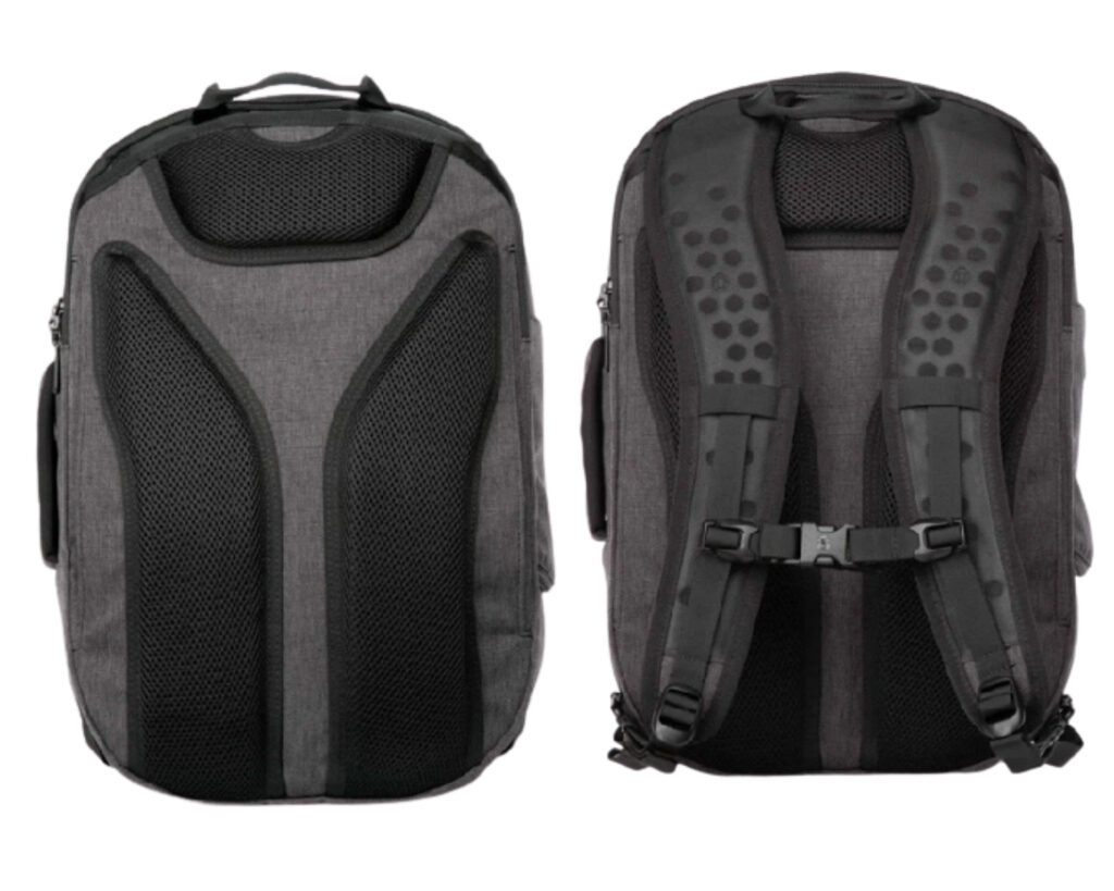 Tortuga Setout Laptop Backpack Review: Tortuga back view