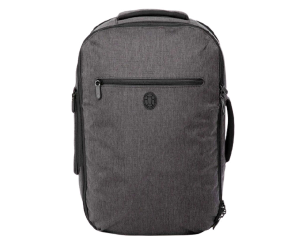 Tortuga Setout Laptop Backpack Review: Tortuga front view