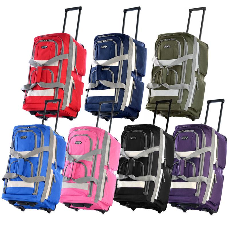 Olympia luggage review: Olympia 8 Rolling Wheels bag set
