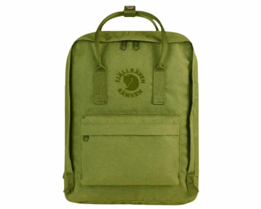 Fjallraven Kanken backpack review: Fjallraven Re-Kankan backpack