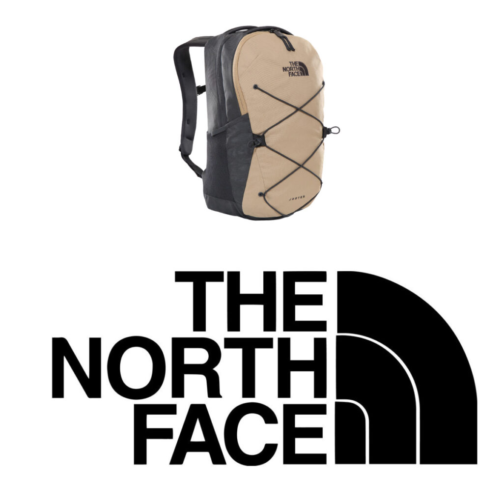 The North Face Jester Backpack review: Brand Logo