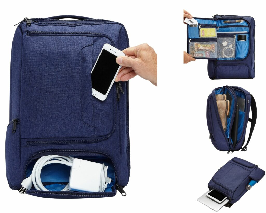 Backpacks with Lots of Pockets and Compartments: eBags Professional Slim