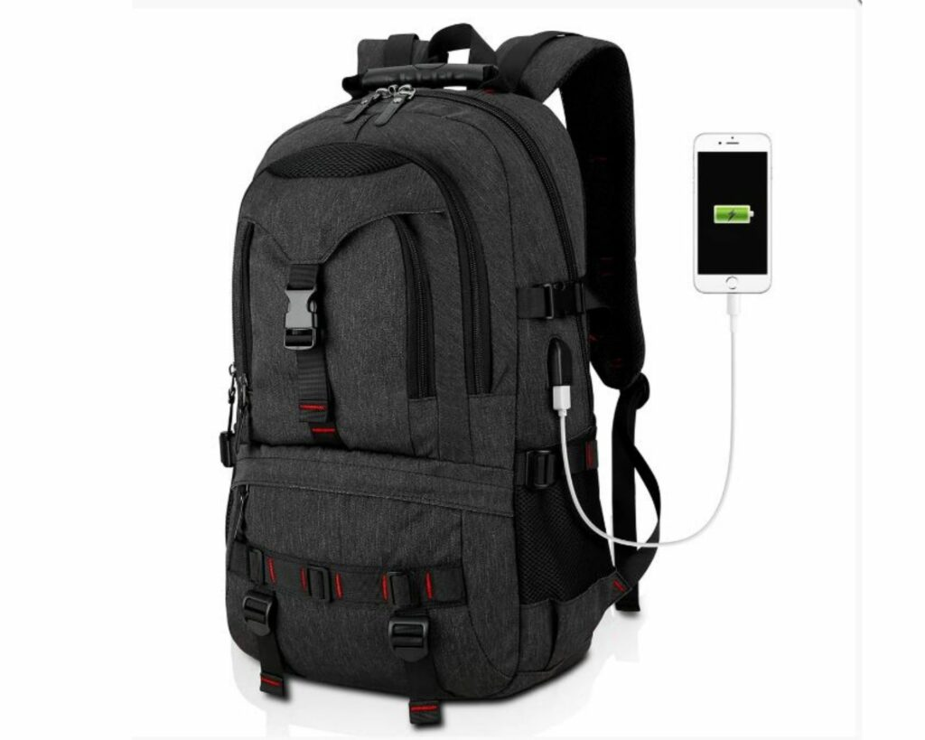 Backpacks with Lots of Pockets and Compartments: Tocode Multi-Function Pocket Backpack