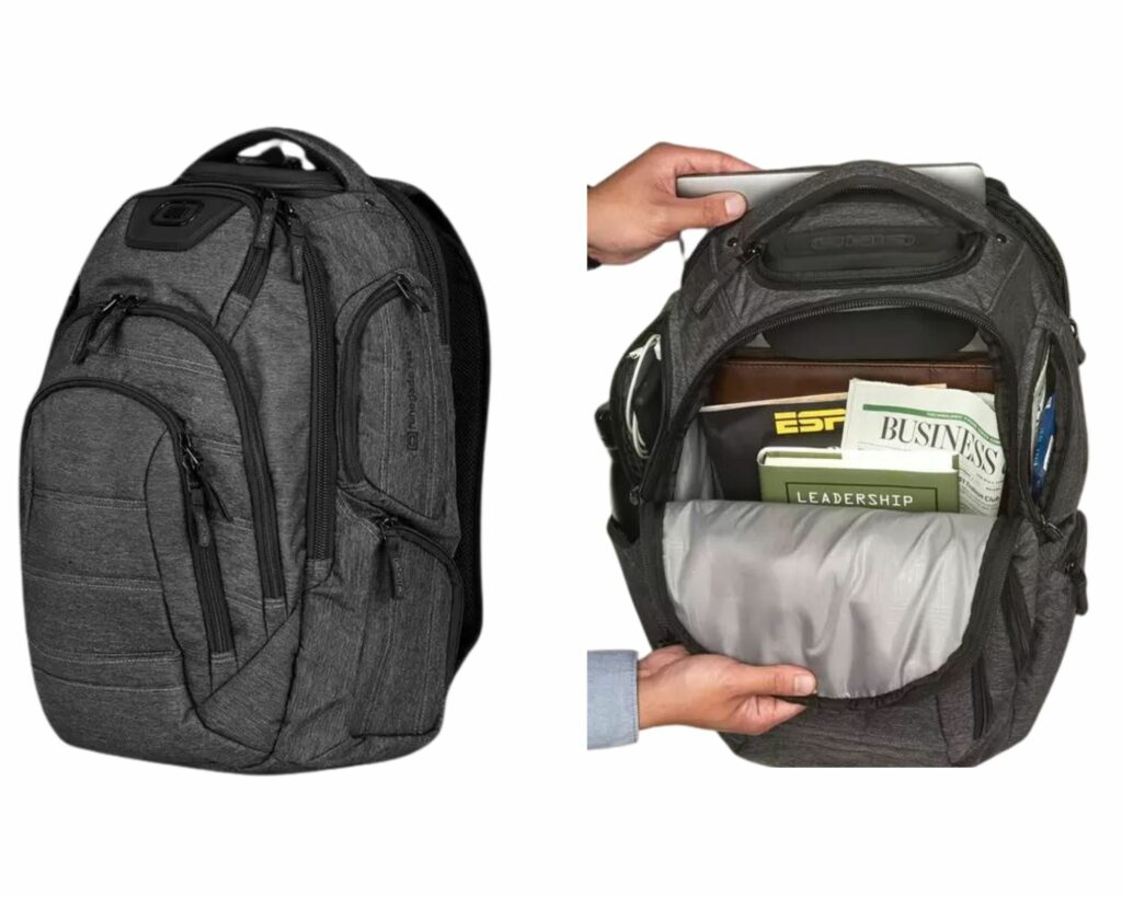 Backpacks with Lots of Pockets and Compartments: OGIO Renegade RSS Backpack