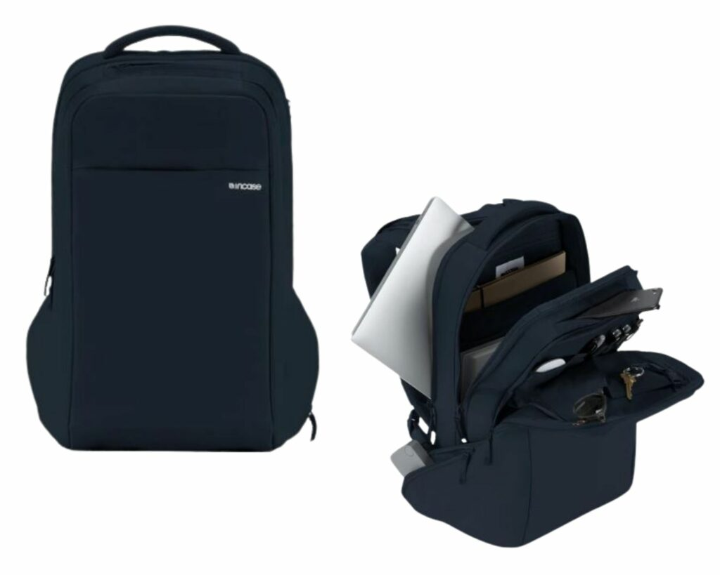 Backpacks with Lots of Pockets and Compartments: Incase Icon Laptop Backpack