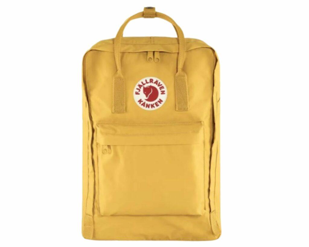 Best Laptop Backpack Review: Fjallraven Kanken Laptop Backpack