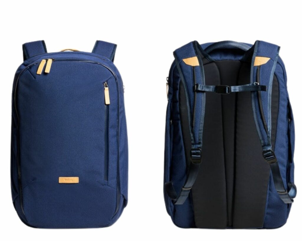 Backpacks similar to Nordace Siena: Bellroy Transit Backpack front and back view