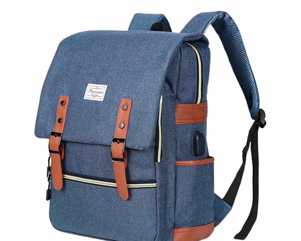 Backpacks similar to Nordace Siena: Modoker Vintage Laptop backpack