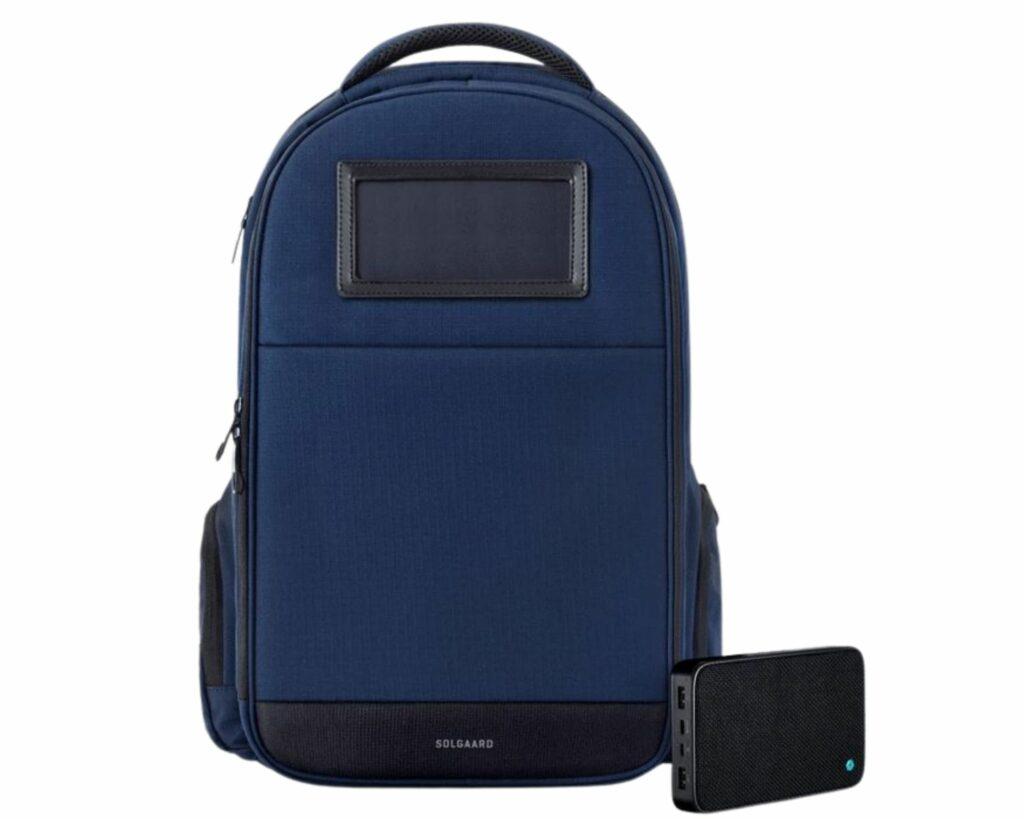 Eco friendly backpacks review: Solgaard Lifepack Backpack