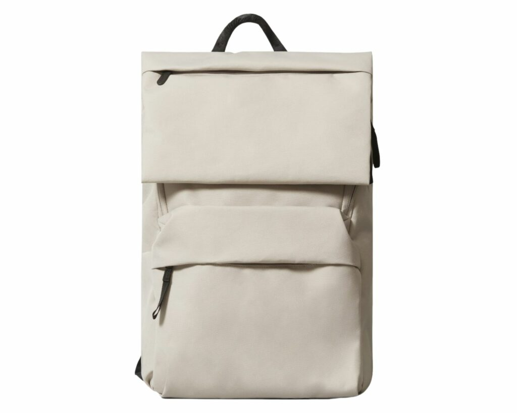Eco friendly backpacks review: Everlane ReNew Transit Backpack
