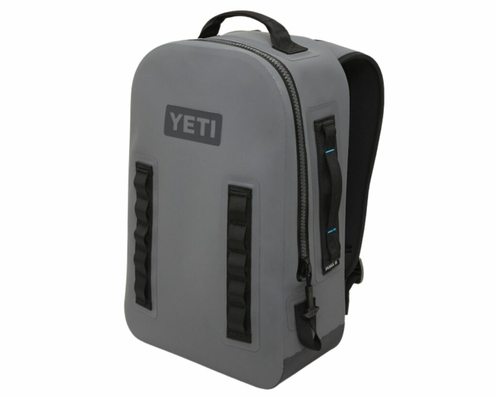 Are the North Face backpacks Waterproof: YETI Panga backpack 28