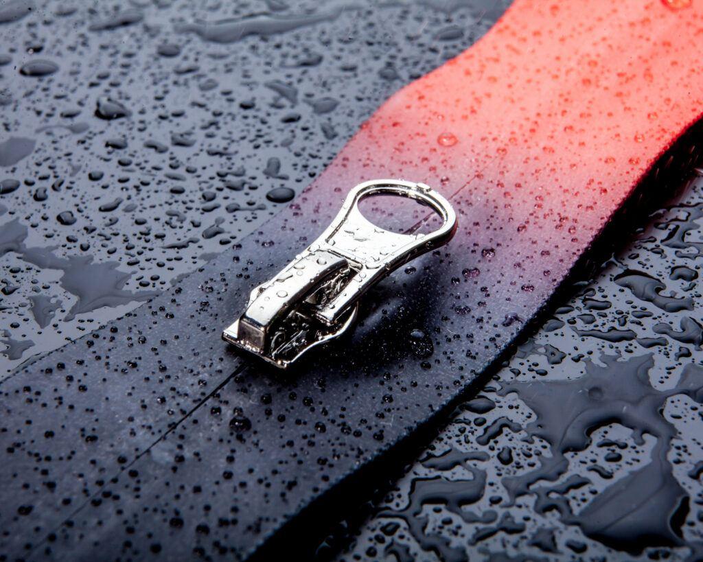 are north face backpack waterproof - waterproof zipper