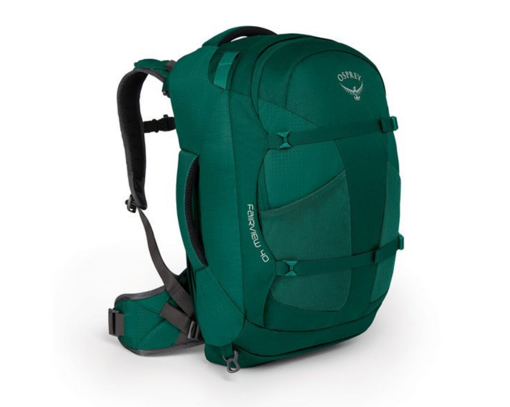 Best Everyday Carry Backpack review: Osprey Fairview backpack