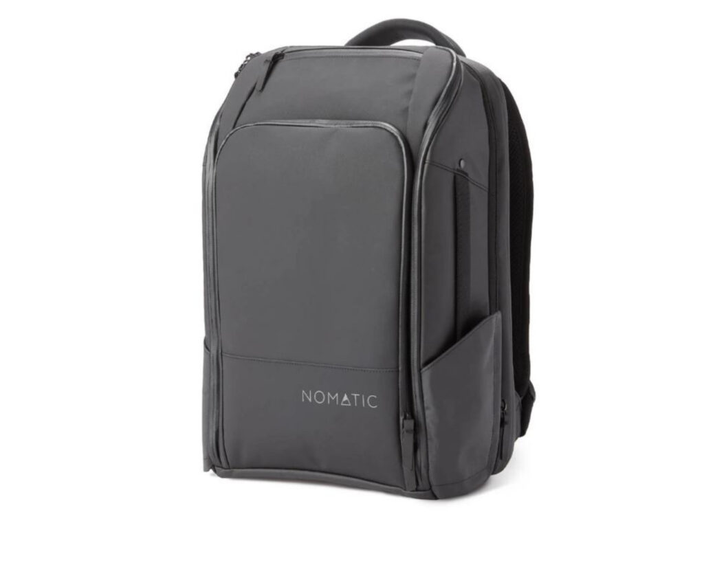 Best Everyday Carry Backpack review: Nomatic Travel backpack