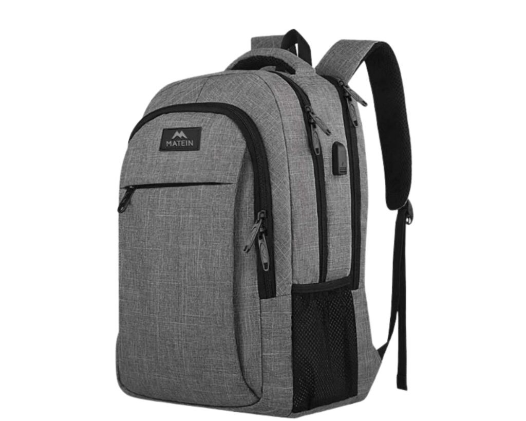 Best Everyday Carry Backpack review: Matein Mlassic Travel Backpack