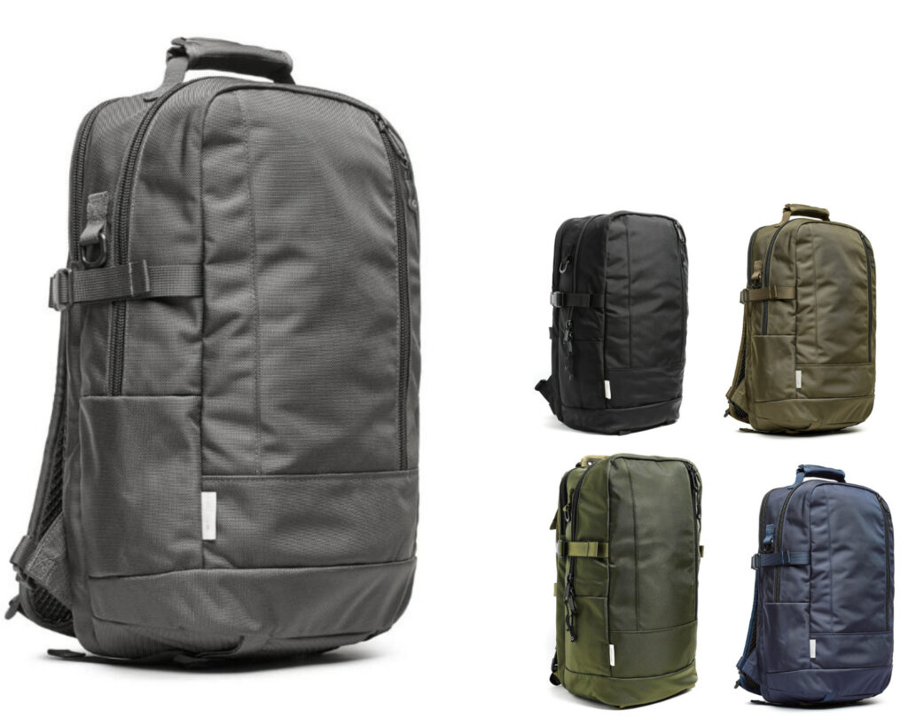 DPTCH Daypack Review: The DSPTCH Daypack color collections