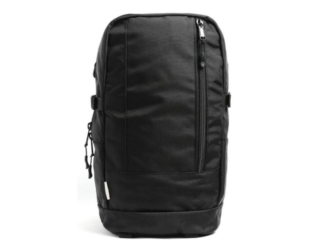 DPTCH Daypack Review: The DSPTCH Daypack front view