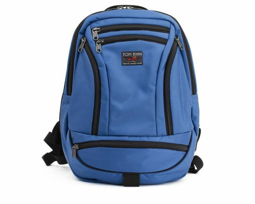 Tom Bihn Synapse 19 review: The Tom Bihn Synapse 19 backpack front view