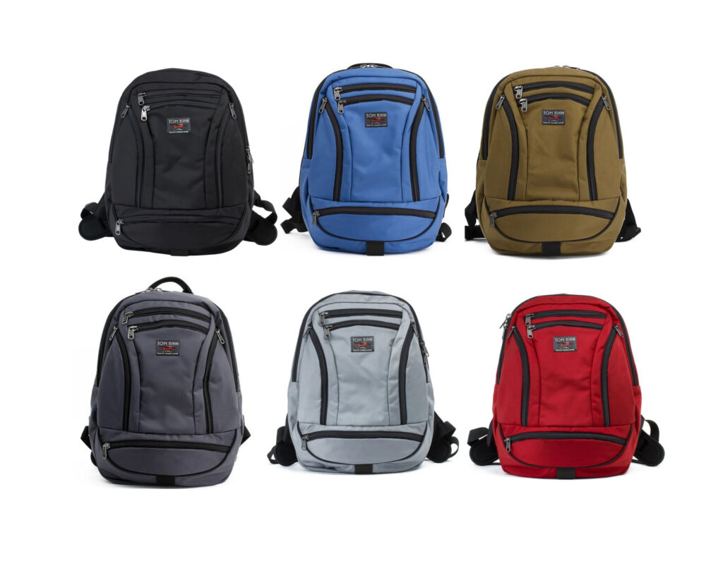 Tom Bihn Synapse 19 review: The Tom Bihn Synapse 19 backpack color collections