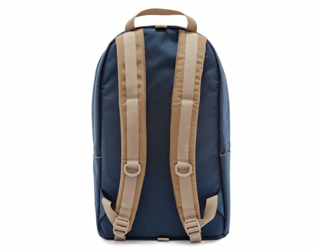 Topo Designs Daypack Review: Topo Designs Daypack back view