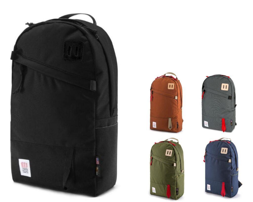 Topo Designs Daypack Review: Topo Designs Daypacks Original