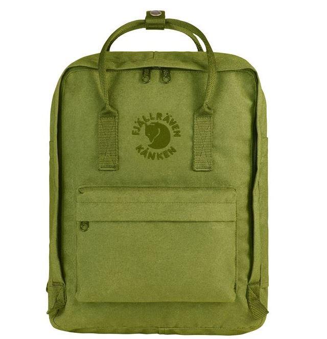 Best Everyday Carry Backpack review: Fjallraven Re-Kanken backpack