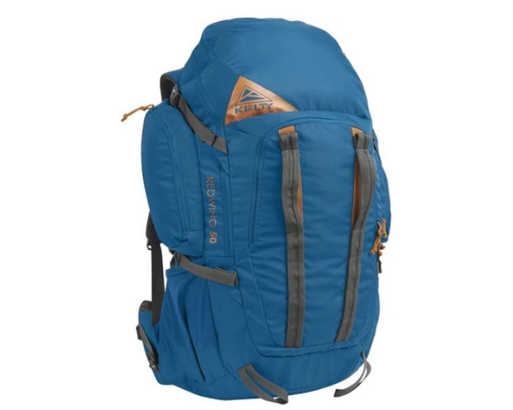 Best backpacks for back pain reviews: Kelty Redwing 50 Backpack