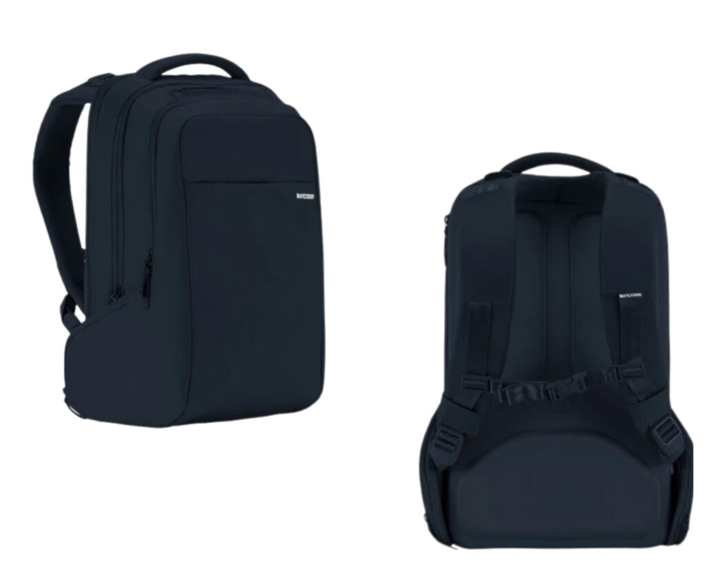 Best backpacks for back pain review: Incase Icon backpack