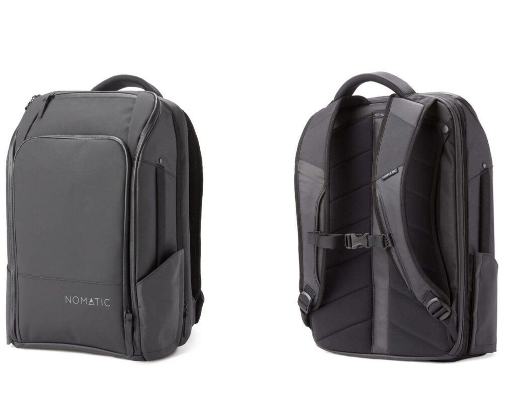 Best backpacks for back pain review: Nomatic Travel Bag