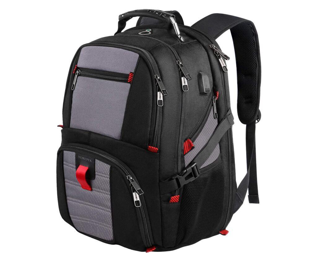 Best backpacks for Back Pains:Yorepek Travel backpack