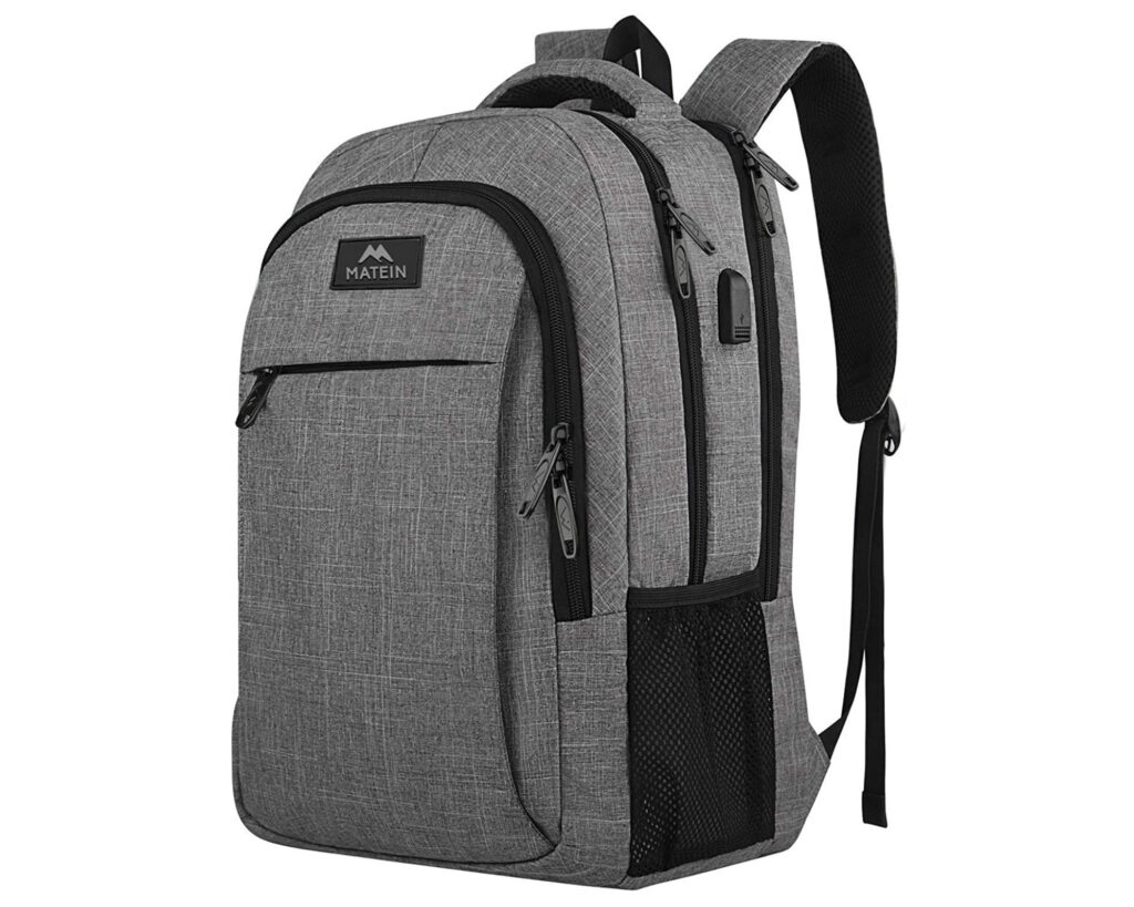 Best backpacks for Back Pains: Matein Travel Laptop