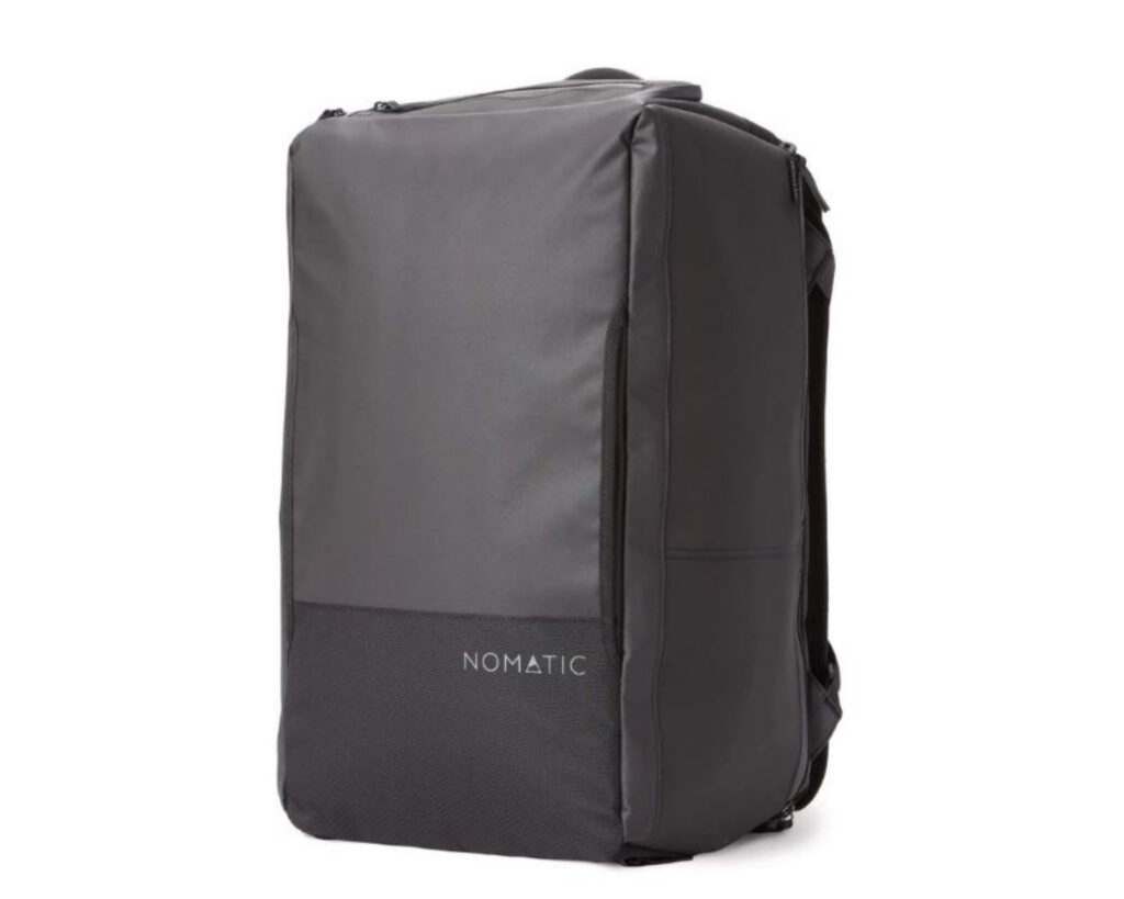 Nomatic Travel Pack review: the Nomatic Travel Bag 40L