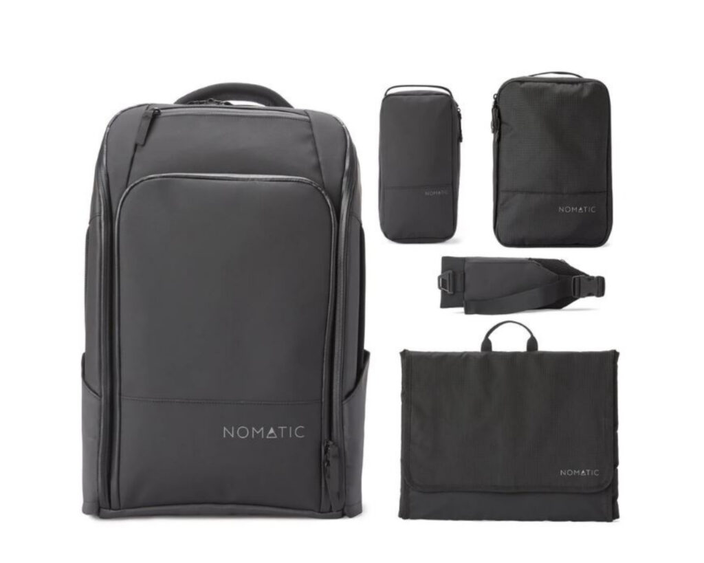 Nomatic Travel Pack review: the Nomatic Travel Pack Bundle