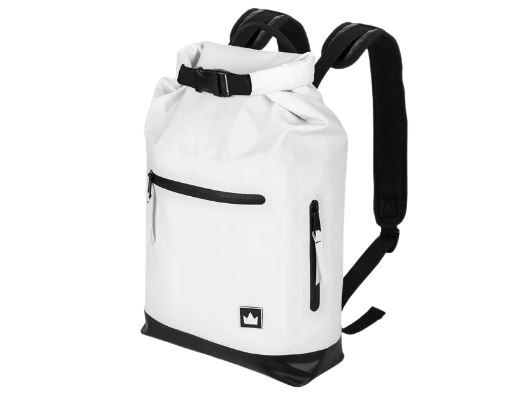 Best backpacks for back pain review: The Friendly Swede Waterproof Backpack